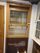 Single Door 800x2040 & Various Size Window Frames