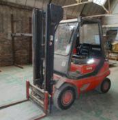 Lansing H25 diesel forklift truck, type H25D-03, s
