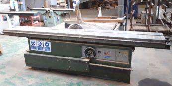 AS300 panel saw