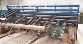 JLT multi tier panel clamp and fin glue roller