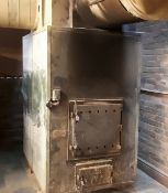 Talbott woodburning space heaters (Purchaser to disconnect at nearest point)