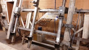 Bulleri SO/DE2 hydraulic clamp, serial number 43200001 (2003)