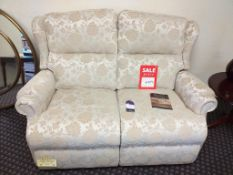 Sherborne Claremont Small Two Seater Sofa
