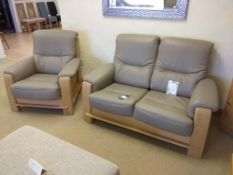 Recor Albany Sofa and Chair