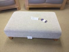 Wentworth Large Footstool