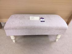 Henley Long Stool with Storage