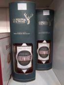 Two bottles of Gordon & MacPhail Ardmore Single Malt Scotch Whisky