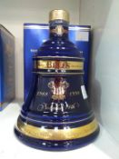 Bell's Extra Special Old Scotch Whisky Decanter to commemorate the Prince of Wales 50th birthday