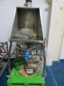 Sievemasters Vibrating Sieve Unit