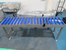 Mobile Concertina Gravity Conveyor