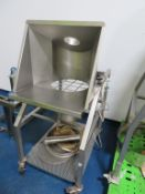 Mobile Sievemaster Vibrating Sieve Unit