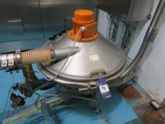 2014 Cepi Vibro Sifter and Magnet