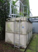 Dewey Waters 12,000 Litre Sectional Water Holding Tank
