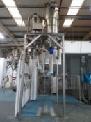Cepi High Level Gantry Mounted Blending System