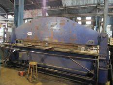 Steco L100/12/DE, press brake 2500 x 8m/m Serial P1174 30.12.65