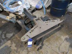 Heavy Duty Hydraulic Pipe Bender