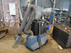 Nederman mobile dust extraction unit, 08231-00, 12623345, 2008, 110v