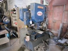 Geka 13H Metal worker, Punch, Bar Cropper, Shear (Requires disconnection by qualified electrician