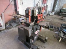 Edwards Metalworker, 50 Ton, Ironworker, Serial Number 09155107 (Requires disconnection by qualified
