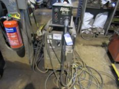 Lincoln CUR 350 Welding Set