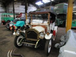 Online Auction of 4 Vintage Style High Specification Wedding Cars