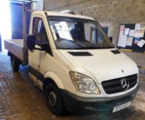 Mercedes Sprinter 310cdi Dropside Van, Registratio