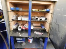 Welding Rod Oven & Contents