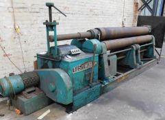 Rushworth Powered Rollers 3m x 10mm (Risk Assessme