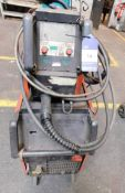Lorch P4000 Mig Welding Set (Possible Fault, Spare