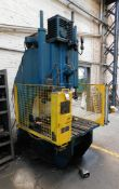 "Sick Type 706-0121 Hydraulic Press 8"" Diameter (Es"