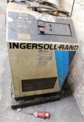 Ingersoll Rand SSR ML 7.5 Compressor & air receive