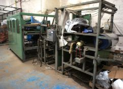 2 Various Cannibalised Machines, as Lotted