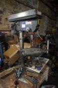 Clarke Metalworker CDP401 Pedestal Drill, 240v