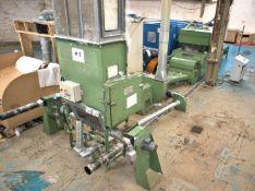 P J McCarthy Breaker, Mini Carding machine, 100cms Conveyor, Transfe