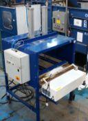 AB Fabritech pneumatic press with Vac Pac Sealer