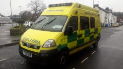 Range of Emergency Medical Equipment & Vehicles