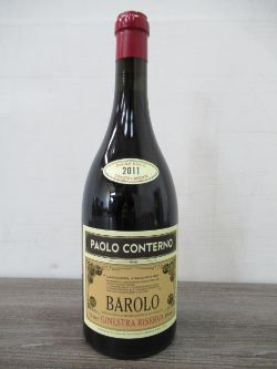 Large Quantity of Fine Wines and Spirits