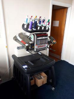 Assets of a Shirt Manufacturer Comprising an Extensive Range of Sewing Machines & Associated Equipment