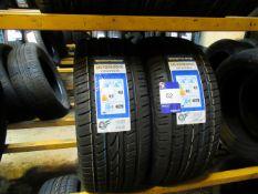 2 x Windforce 245/45 x 18 Tyres