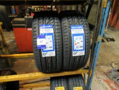 2 x 225x40x18 Windforce Tyres