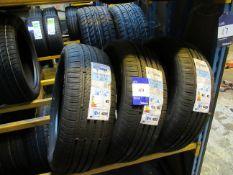 3 x Event 195/60x15 Tyres