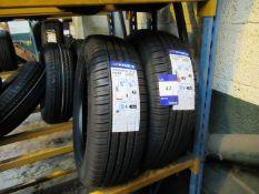2 x Winron 195/65x15 Tyres