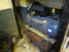 Switzer 3HP Twin 100 Litre Air Compressor