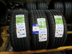 3 x Rapid 195/50x16 Tyres