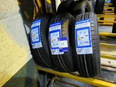 3 x Windforce 175/65x14 Tyres