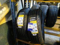 2 x Sailwin 185/60x15 Tyres