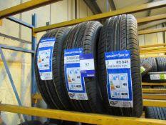 3 x Windforce 175/65x15 Tyres