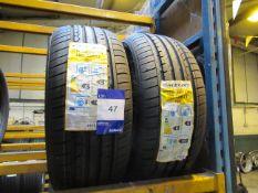 2 x Execon 185/55x14 Tyres