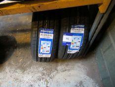 2 x Windforce 215/55x16 Tyres