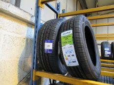 2 x Rapid 185/60x15 Tyres